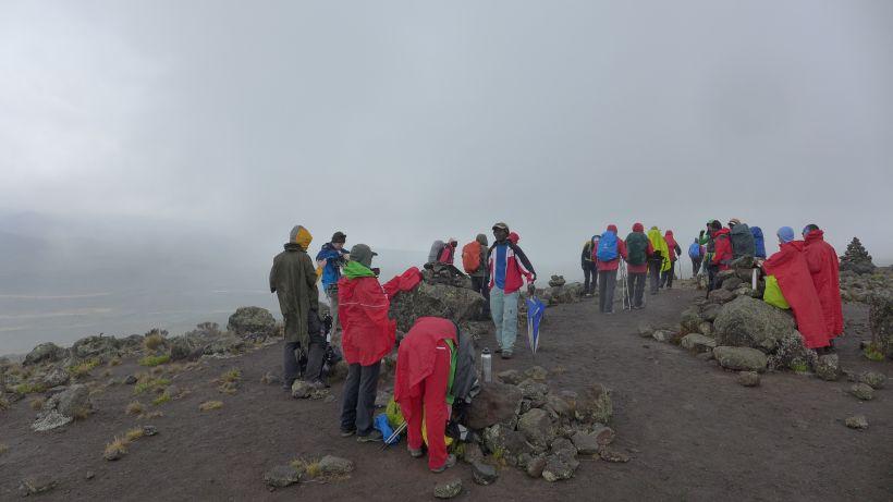 Kibosattel 4400m