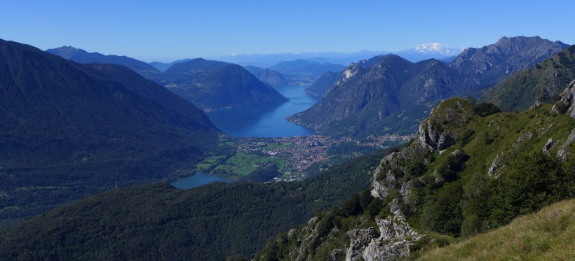 Porlezza und Lago di Lugano